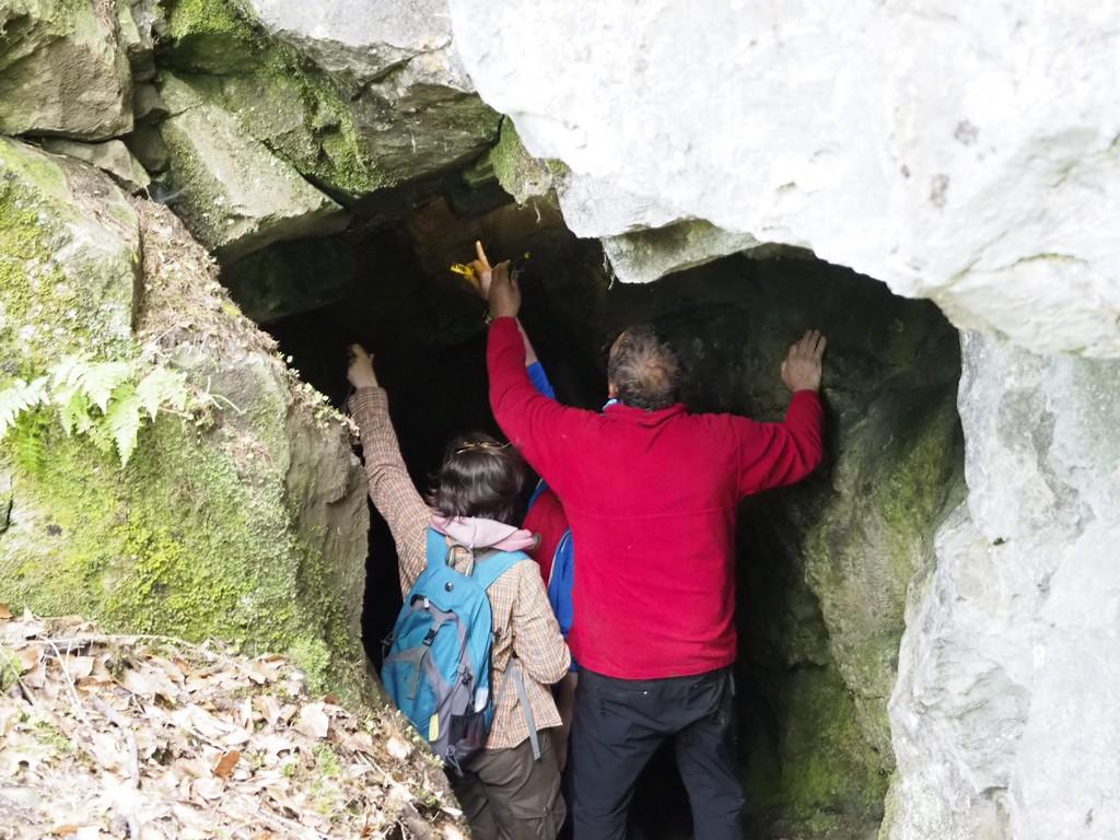 Pola ryżowe w jaskini ooo tam....