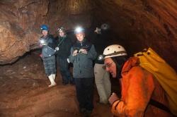 003. Wycieczka do jaskiń  Gór Kaczawskich Waldemar Arciemowicz.jpg