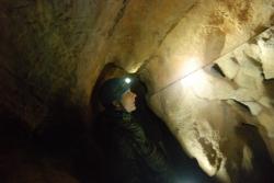 021.Wycieczka do jaskiń Gór Kaczawskich Marian Bochynek.JPG