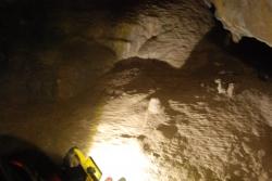 028 Wycieczka do jaskiń Gór Kaczawskich Marian Bochynek.JPG