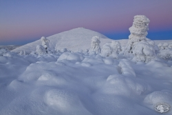 Widok w kierunku Śnieżki