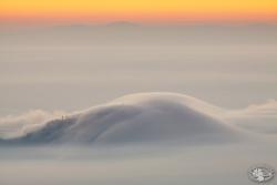 Inwersja widok w stronę Gór Kruchych
